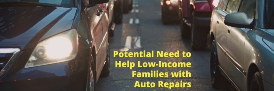 Need for Low-Income Automotive Repairs